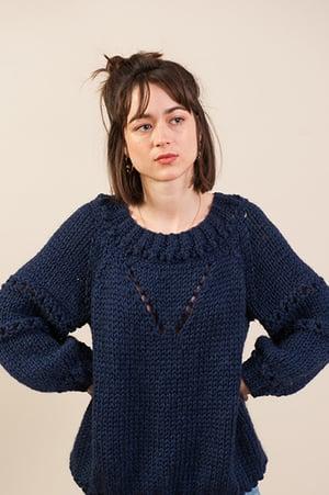 Image of -- KIT : VENUS Sweater --