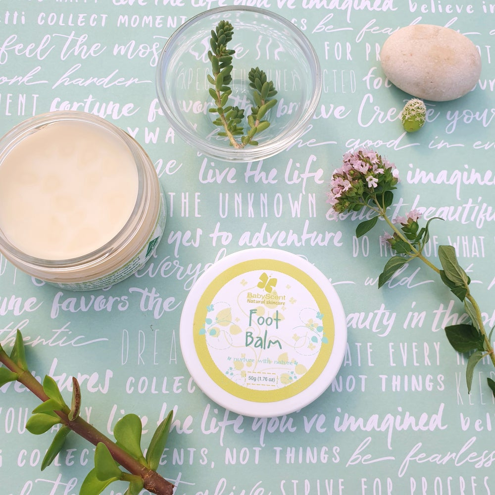 Image of Foot Balm