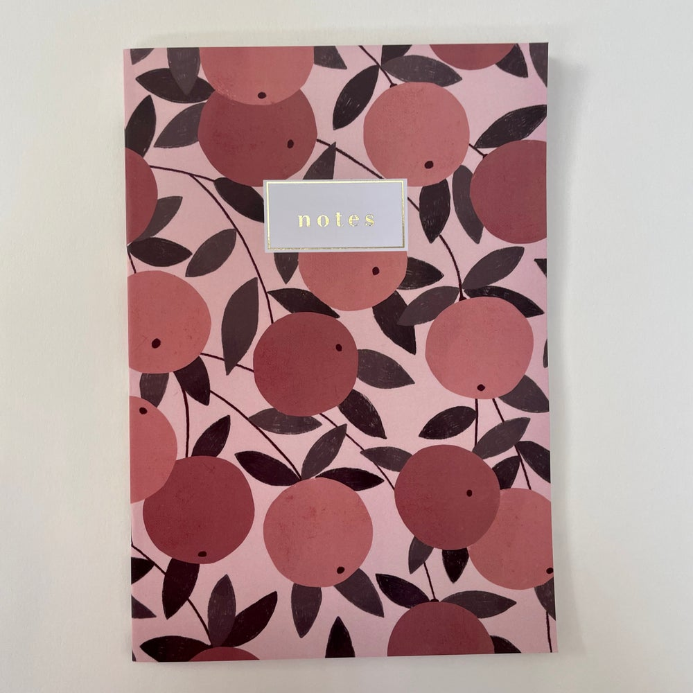 Image of Cahier de notes CLEMENTINES