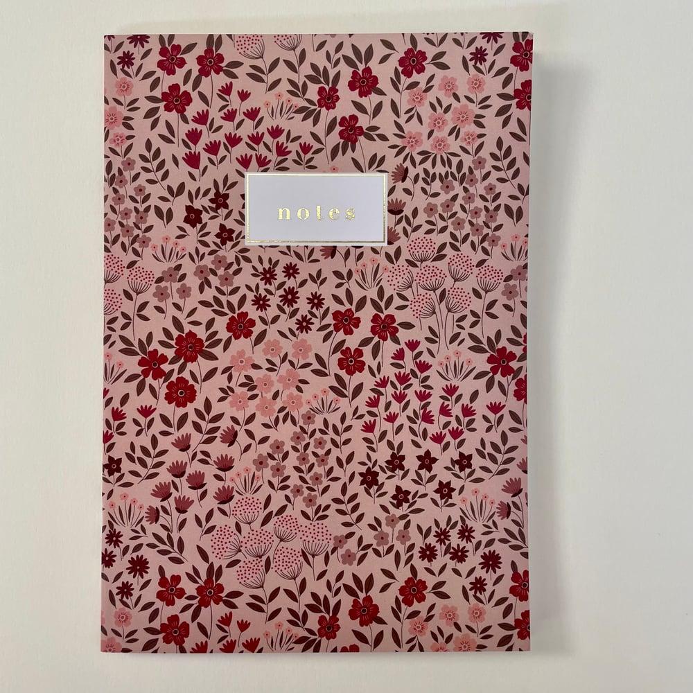Image of Cahier de notes PRAIRIE