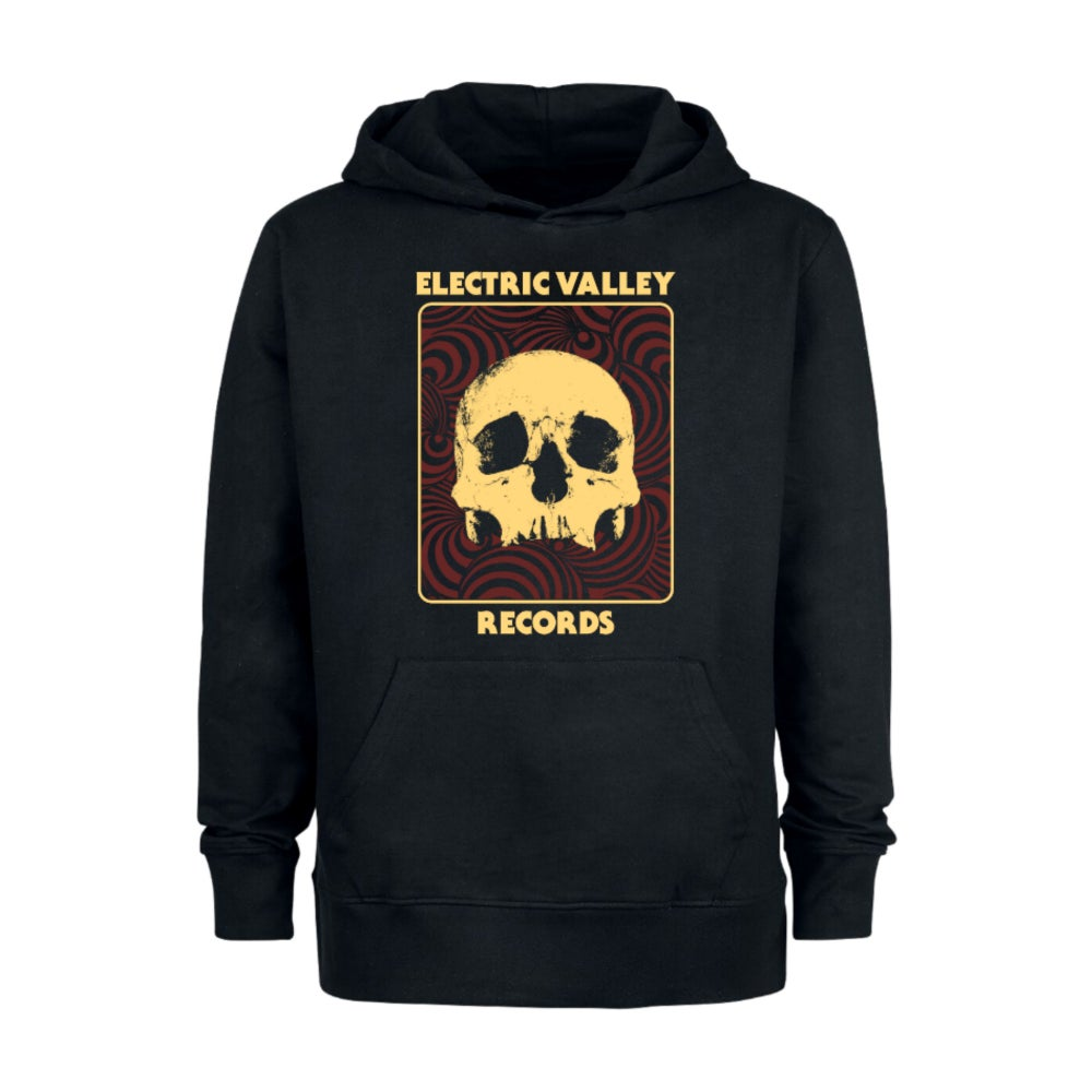 Image of Psych Skull Pullover Hoodie