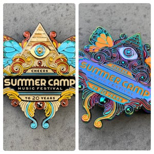 FIG - Official Summer Camp 2021 Pin