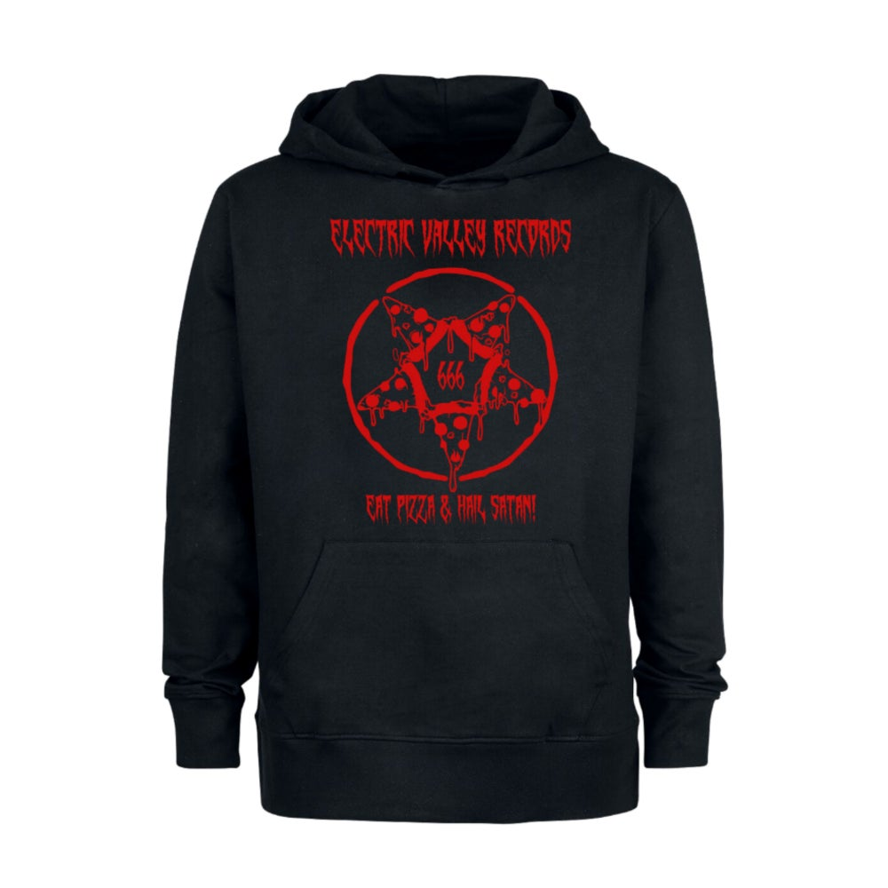 Image of Occult Pizza Pullover Hoodie