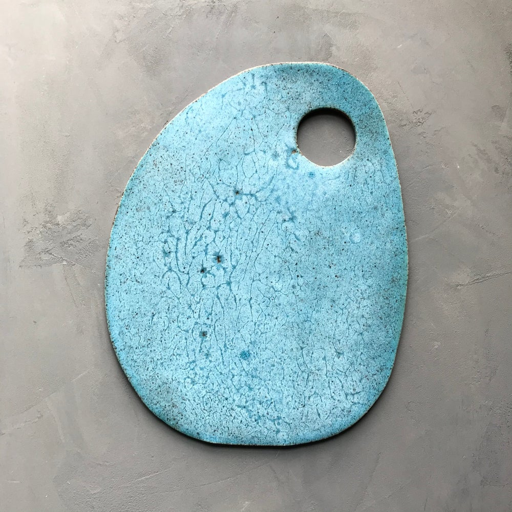 Image of Turquoise platter 4