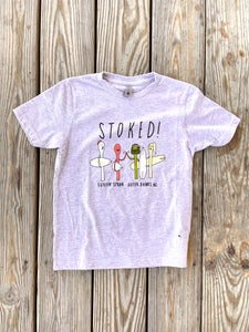 Image of NEW // STOKED Toddler Tee