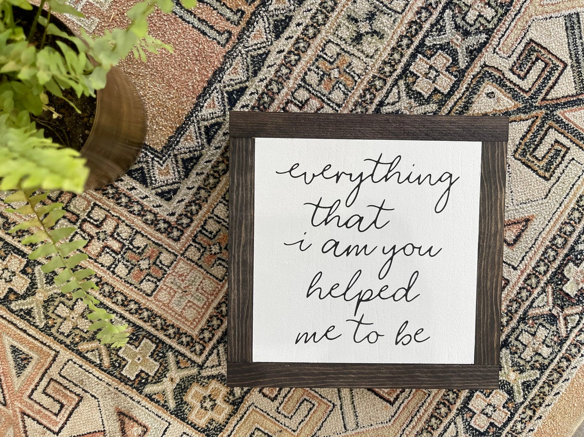 Image of Everything I Am