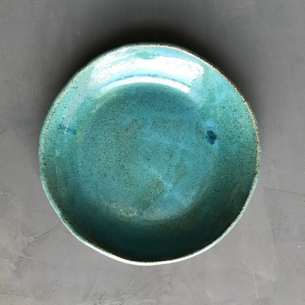Image of 4 Turquoise waters bowls