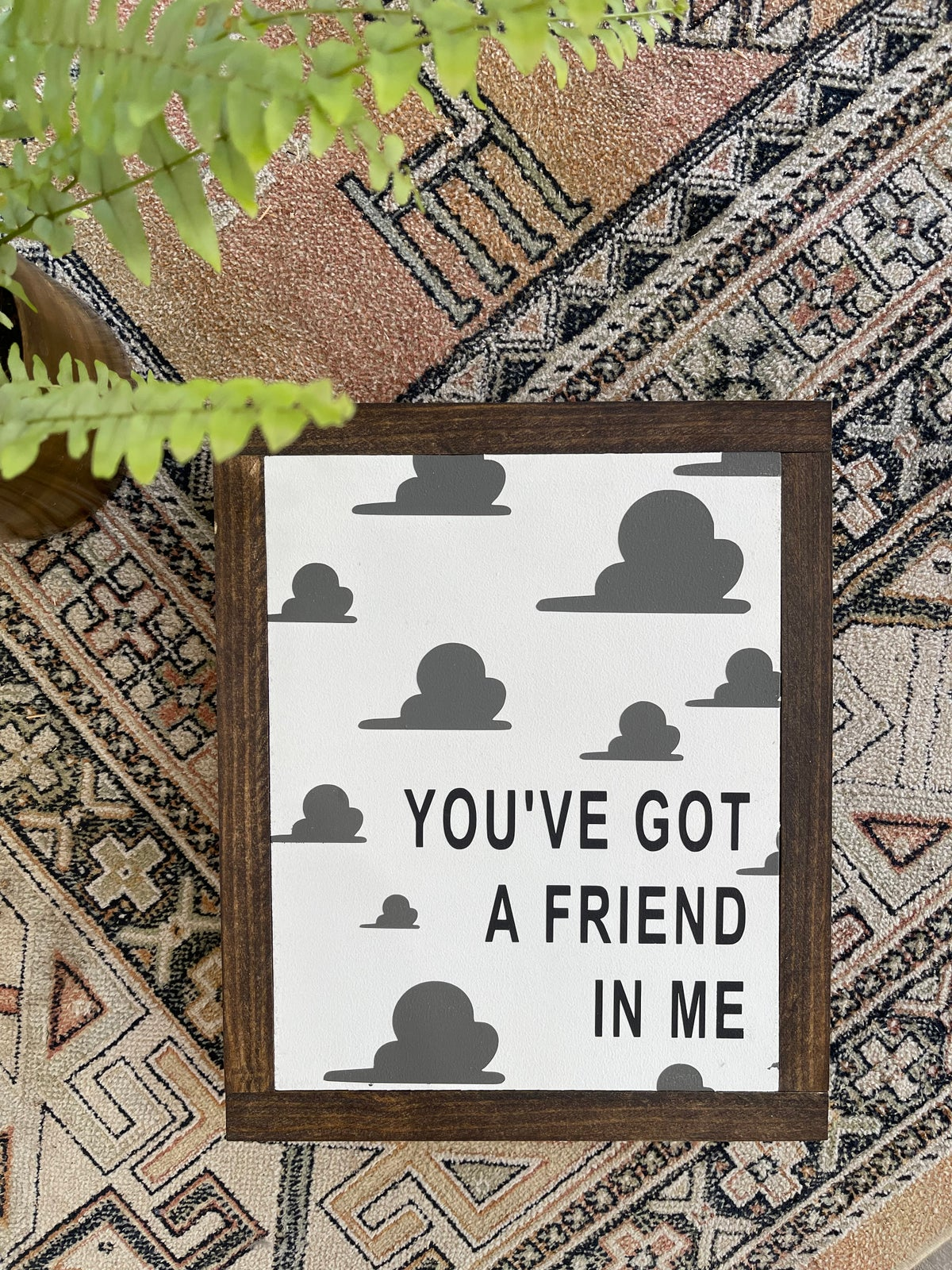 Image of You've Got A Friend In Me