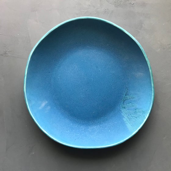 Image of Deep Turquoise bowl
