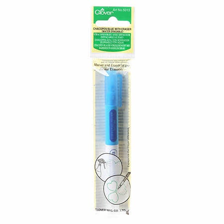 Image of Chacopen Blue Water Erasable Marking Pen