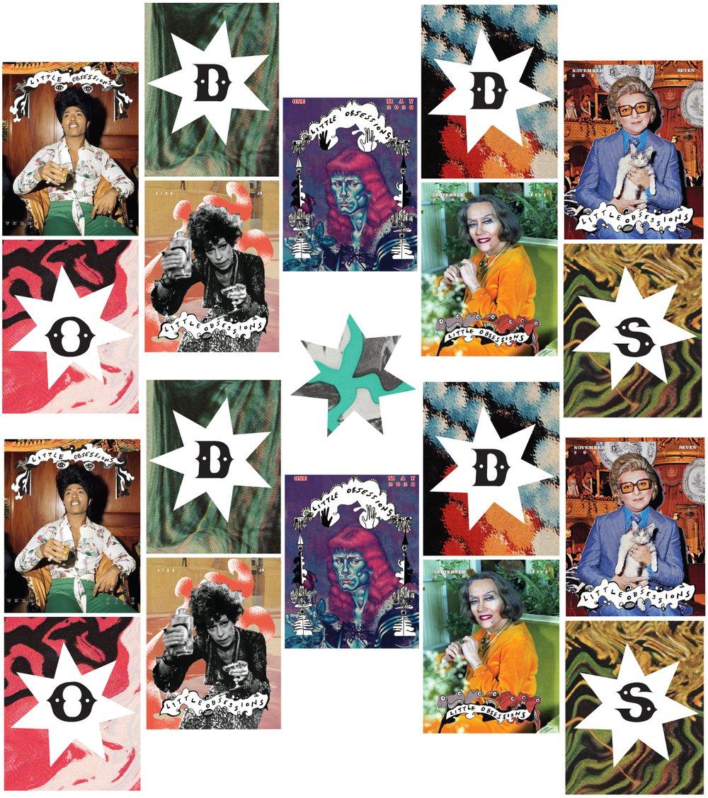Image of THE ODD'S //  1 + 3 + 5 + 7 + 9 BUNDLE