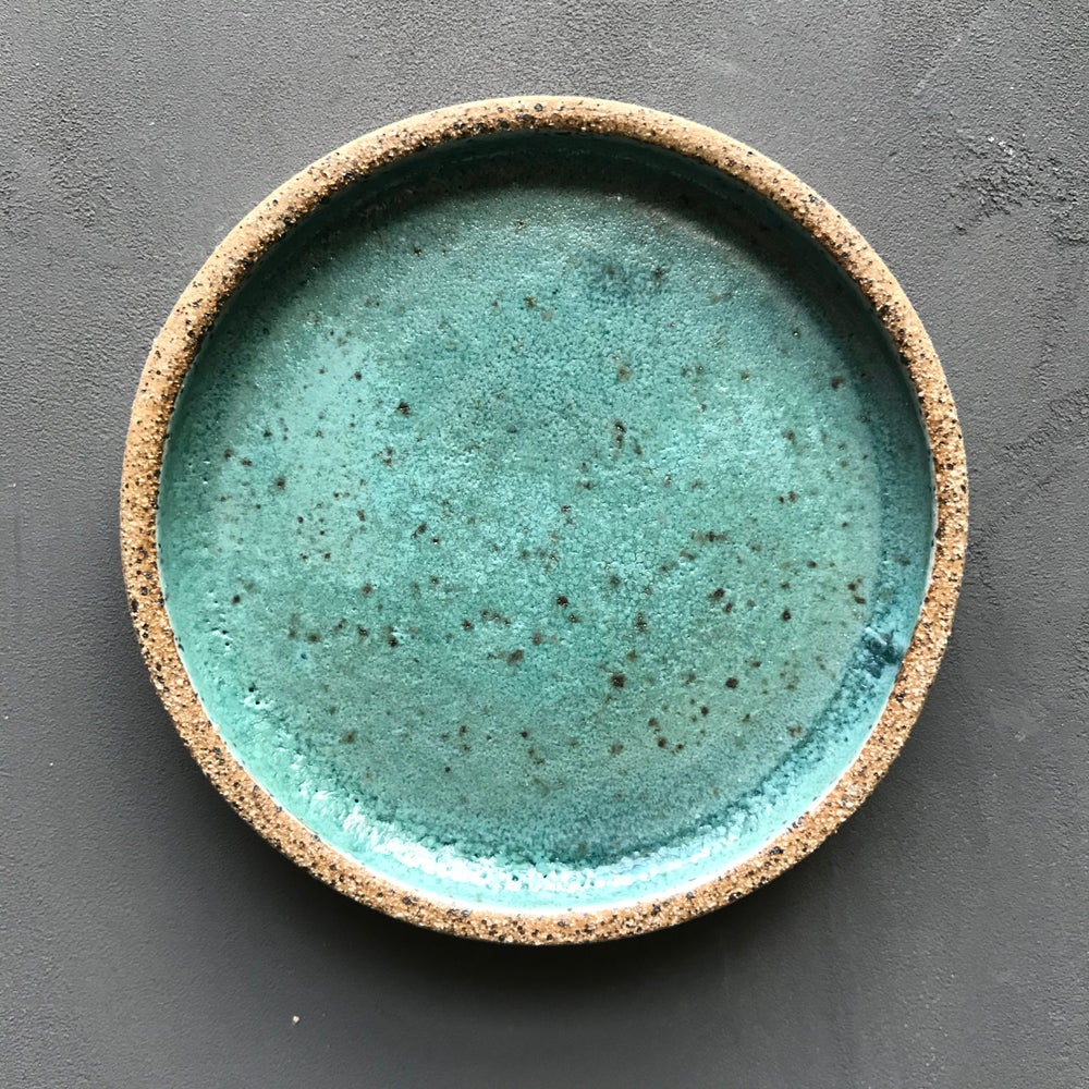 Image of Sea glass dish