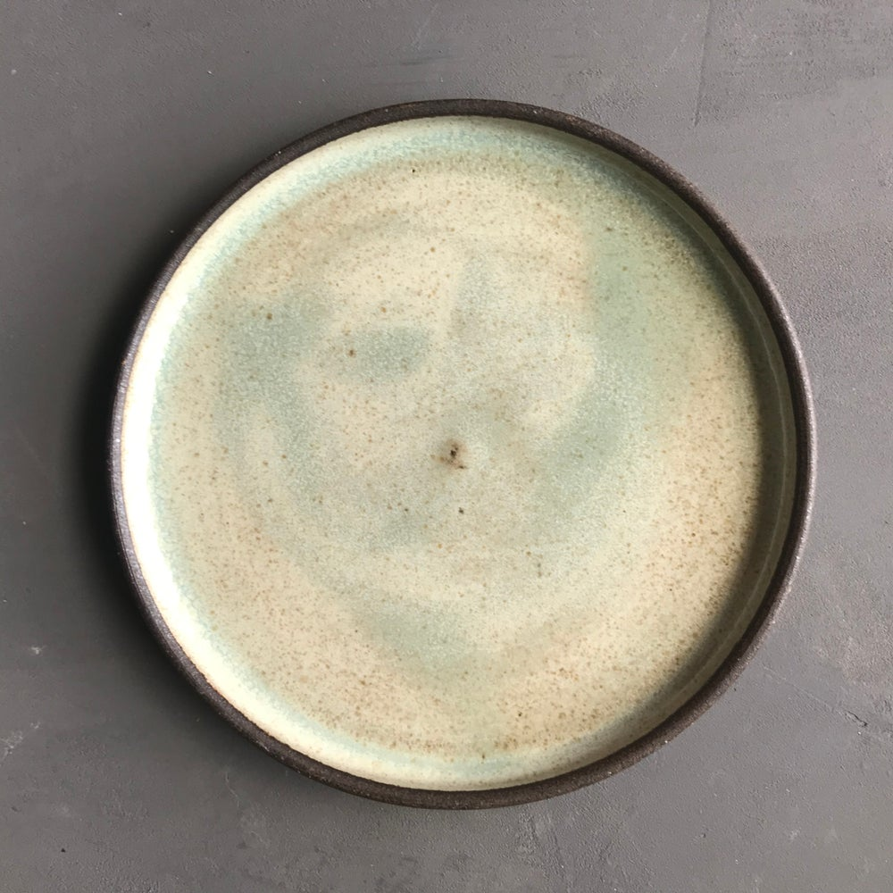Image of Mossy green dishes