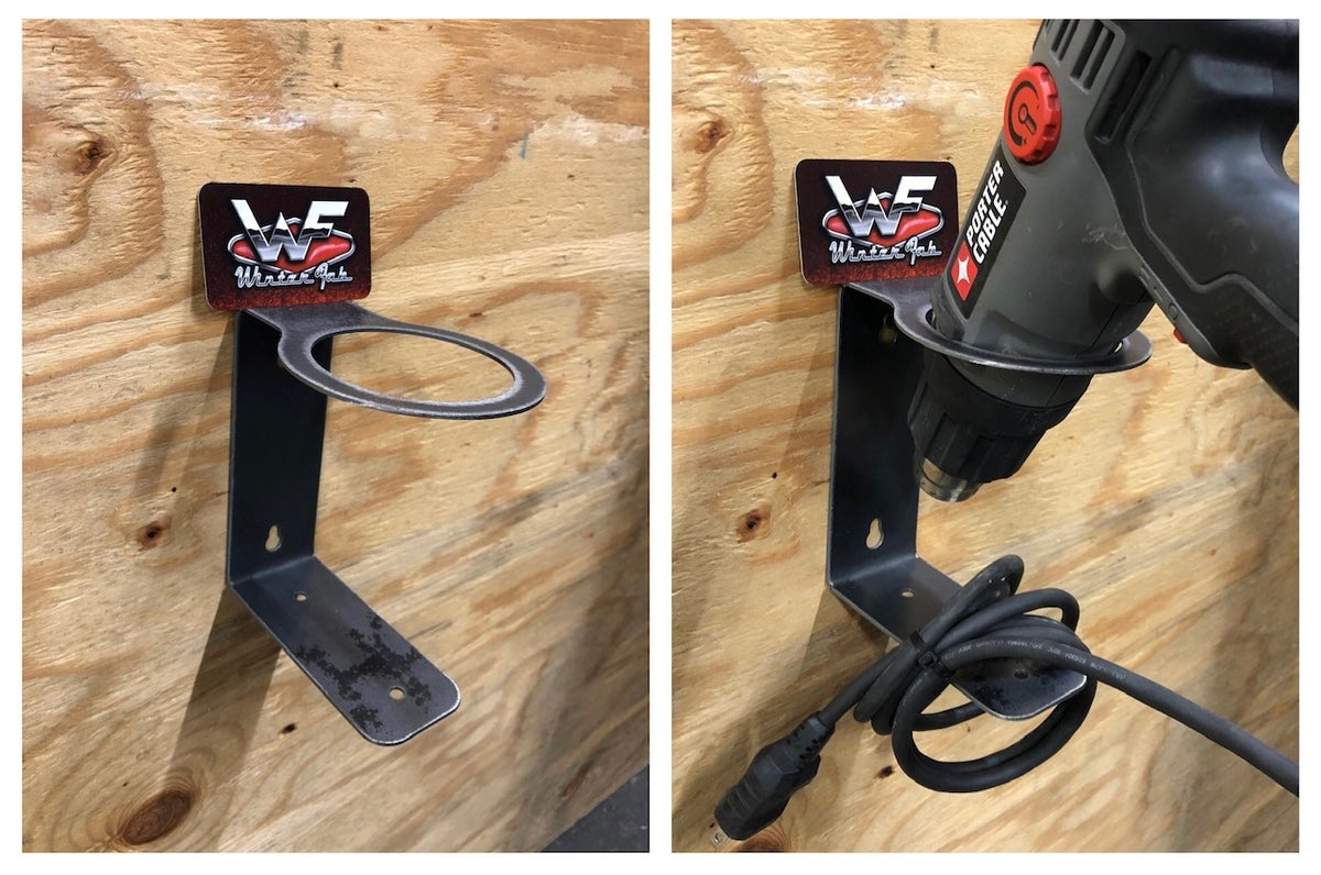 Image of Heat Gun Holder - Single - Rack