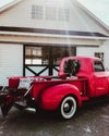 Red Truck Holiday Minis
