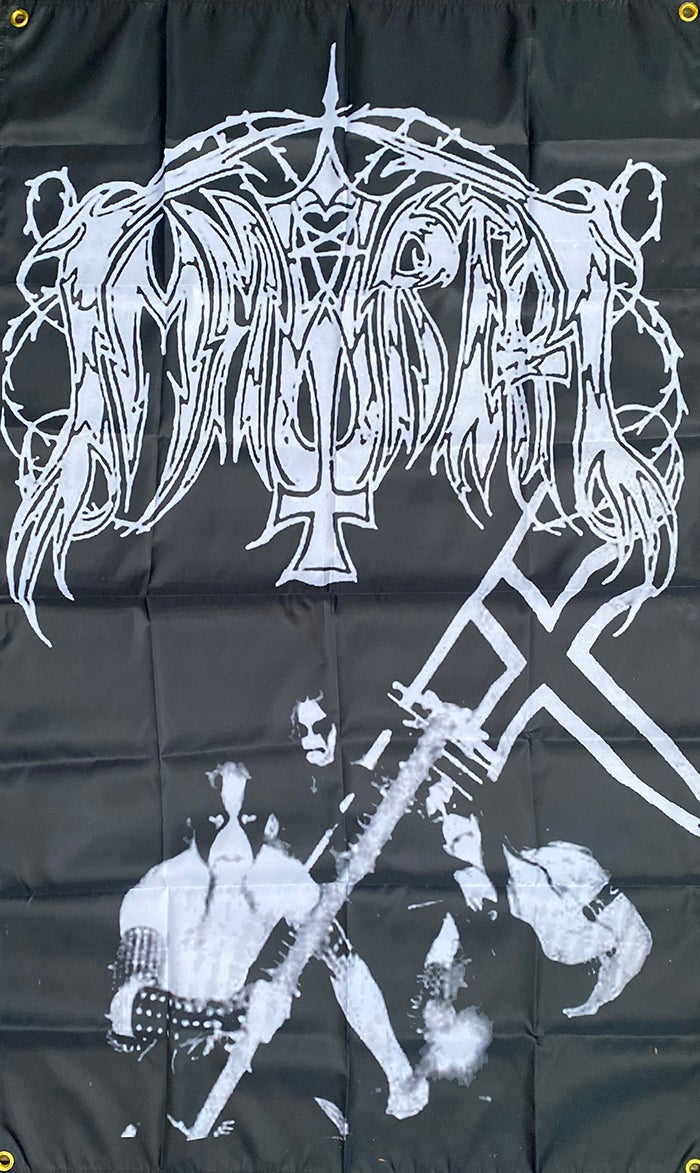 Image of Immortal - Flag / Banner / Tapestry