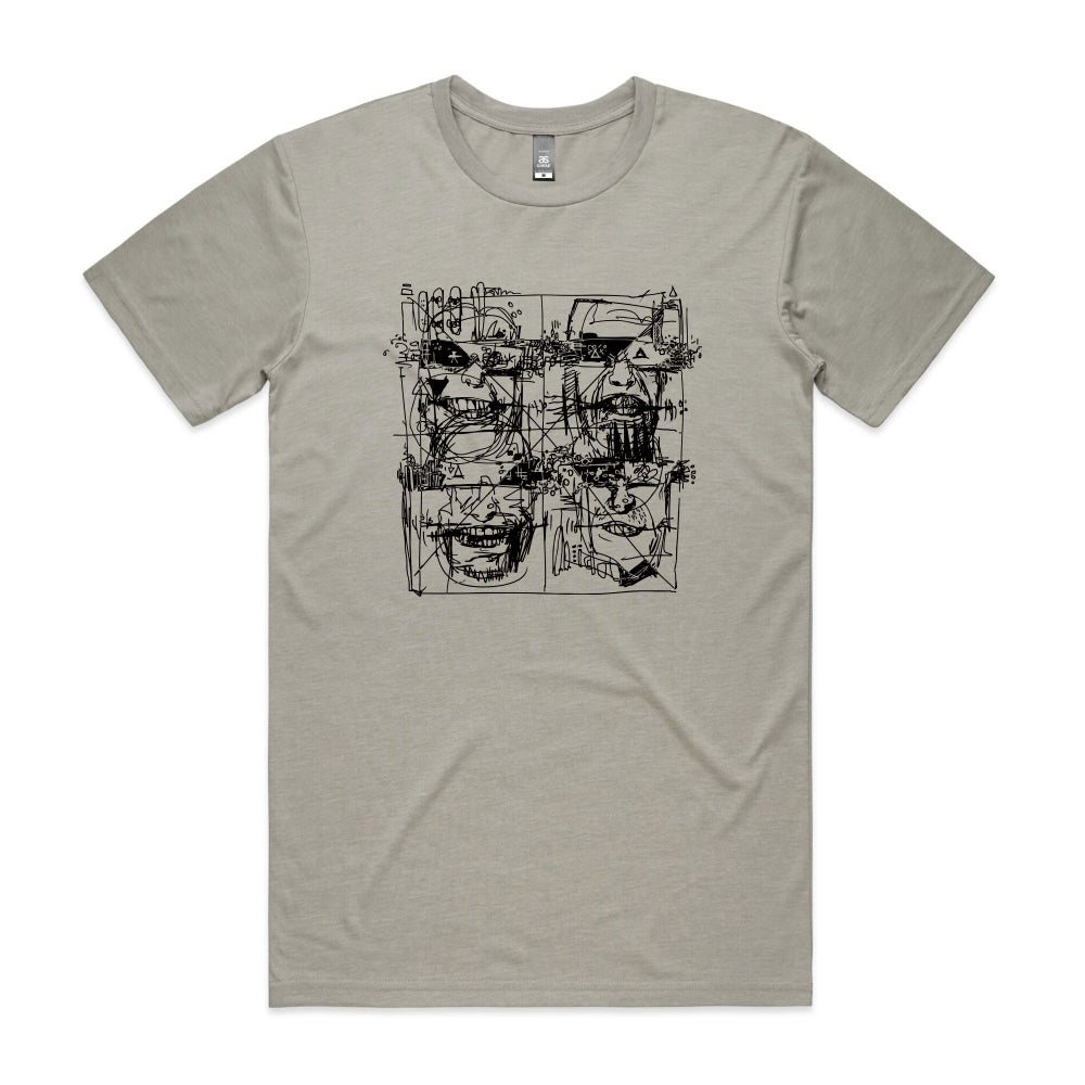Image of 4 FACE Tee