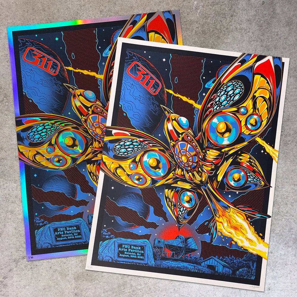 Image of 311 Holmdel Posters