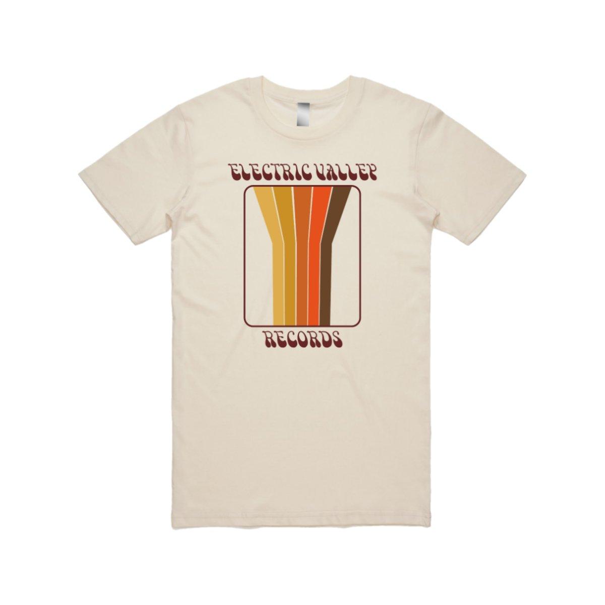 Image of Vintage EVR Natural T-shirt
