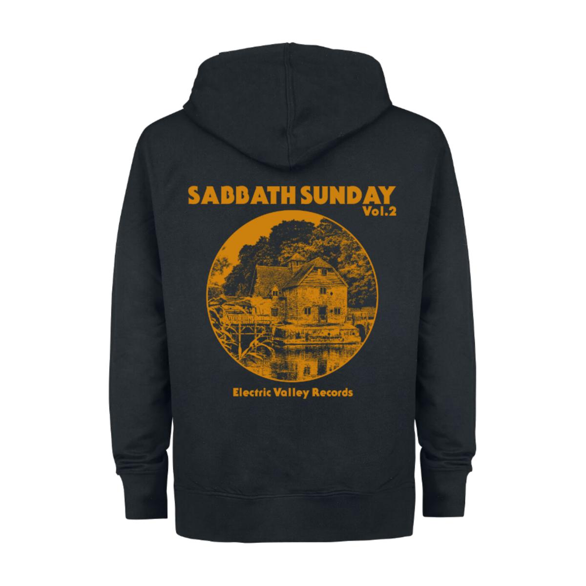 Image of Sabbath Sunday Zip Hoodie