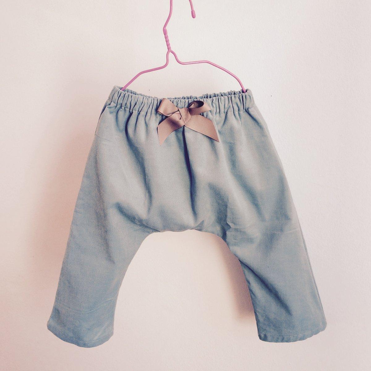 Mia Baby Pants