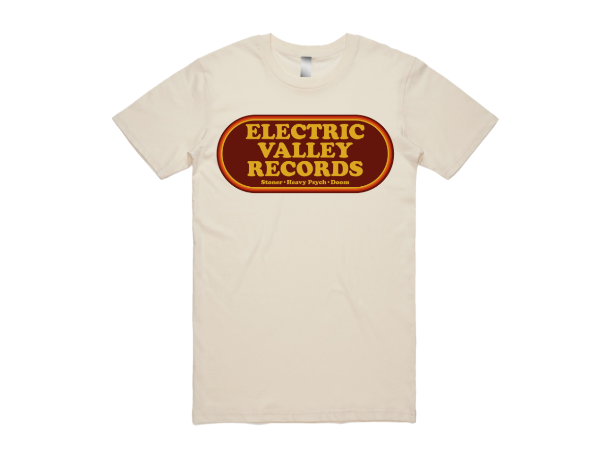 Image of 70s EVR T-shirt (Natural)