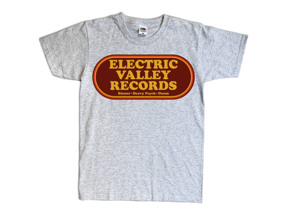 Image of 70s EVR T-shirt (Grey)