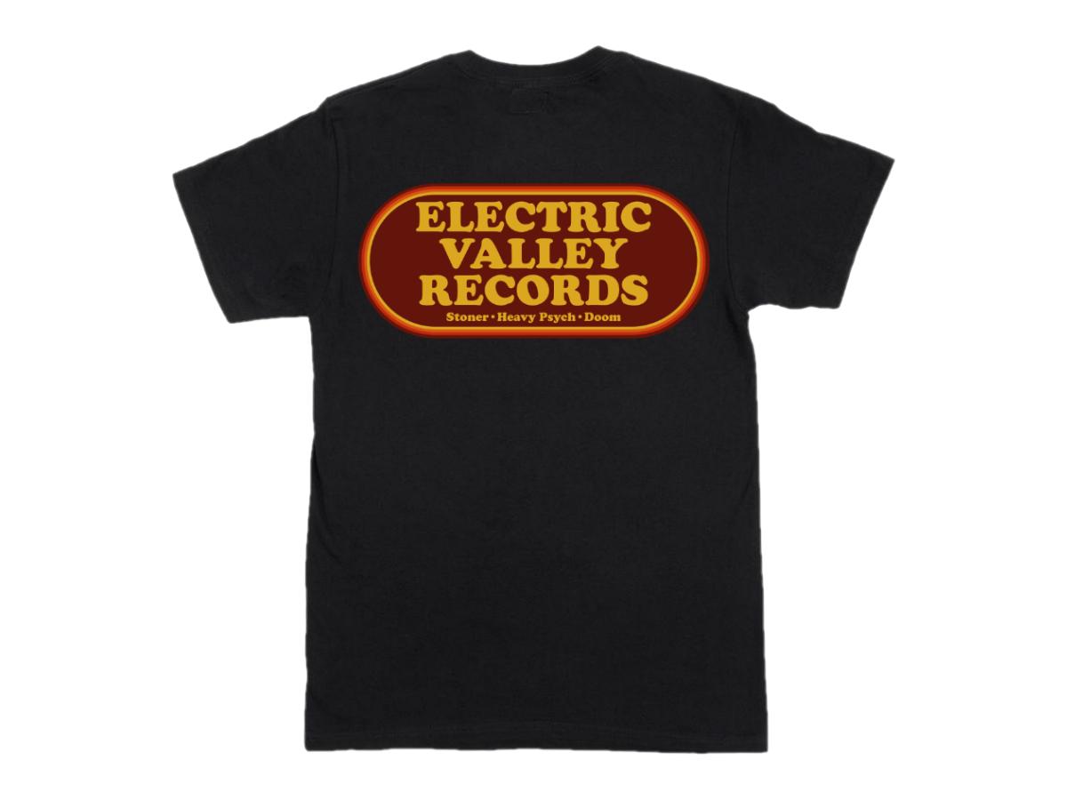 Image of 70s EVR T-shirt (Black)
