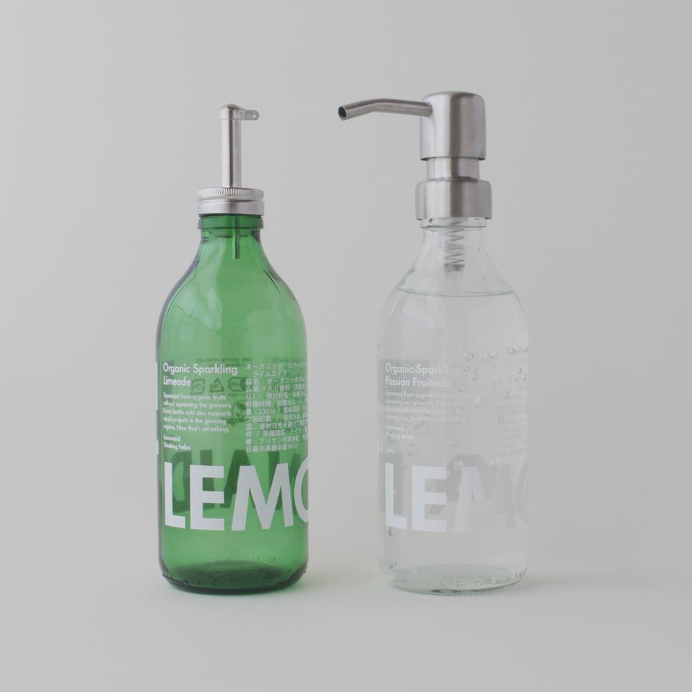 Image of Lemonaid Lime / Passion Fruit
