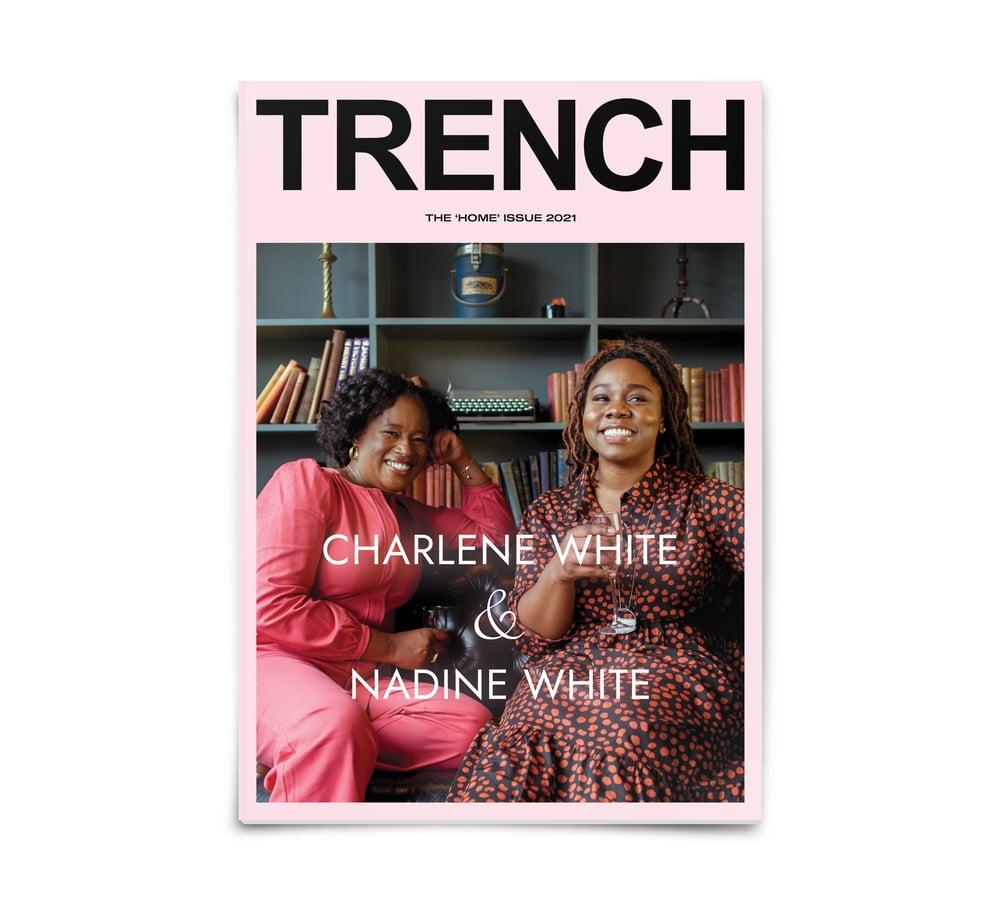 Image of CHARLENE & NADINE WHITE   TRENCH