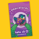 Image 3 of Magical Birds Wooden Pins