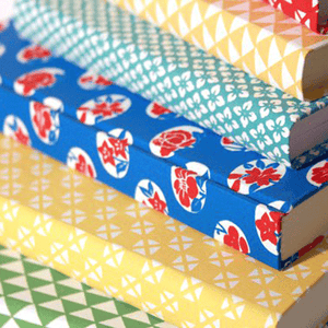 Image of Make your own Book cloth - 10th October (9.30am - 11.30pm)