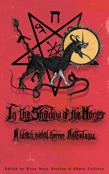 Image of IN THE SHADOW OF THE HORNS: A Black Metal Horror Anthology [Standard Edition]