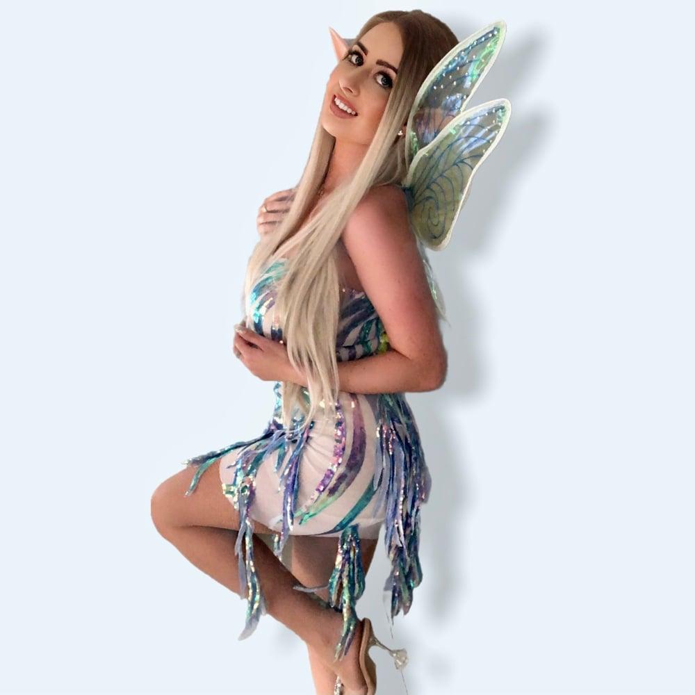 Image of Magical Pixie Fairy Costume