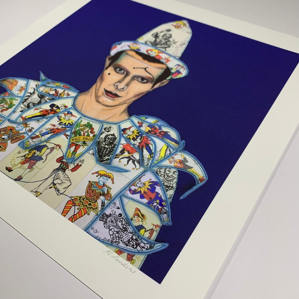 'Ashes To Ashes' Print by Jane Sanders (Signed Limited Edition)
