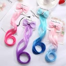 Image 1 of Curly Bow Headwear