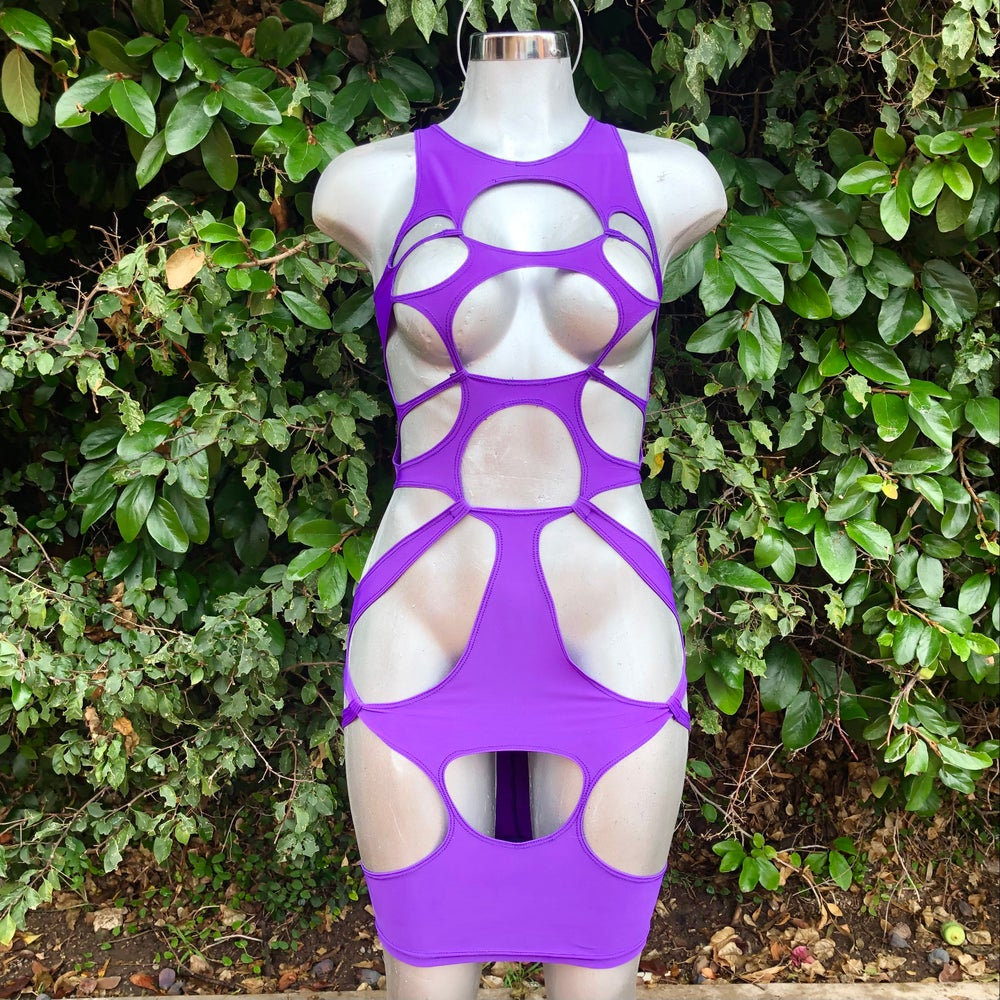 Image of Let's connect dress