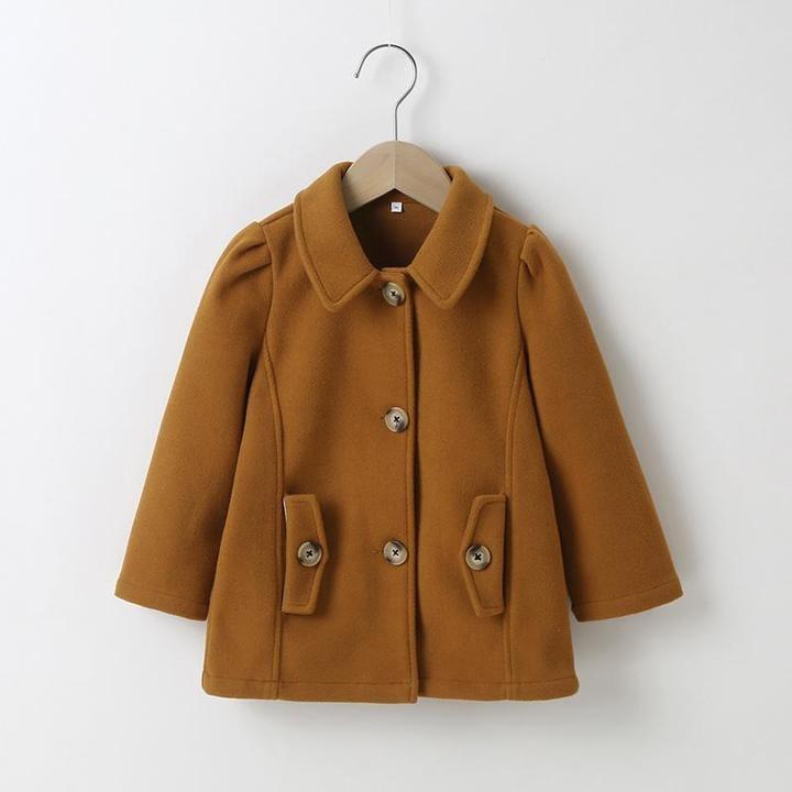 Image of Duffle Girl Trench Coat