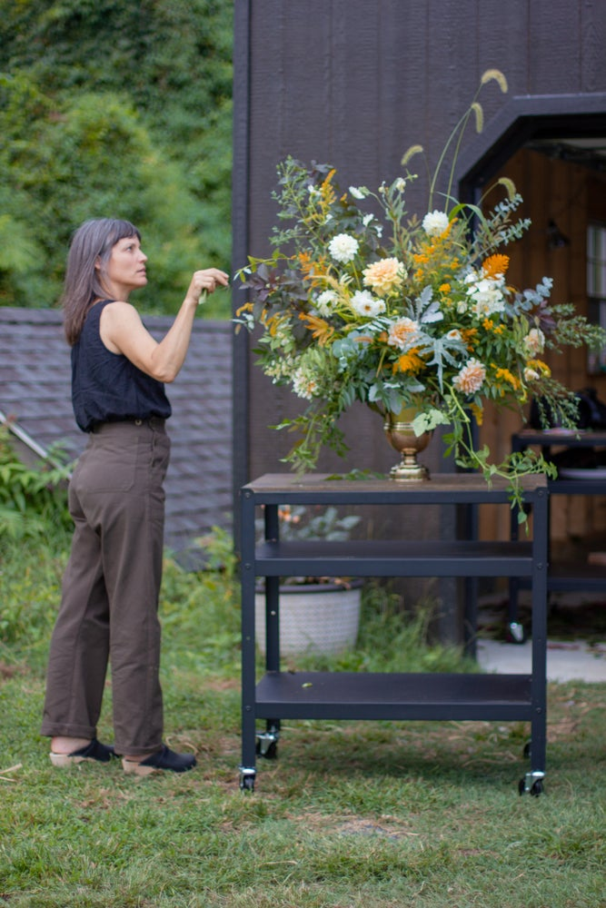 Image of Floral FUNdamentals: Making a Statement with Large Urn Arrangments