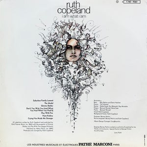 Ruth Copeland - I Am What I Am (Invictus - 1972)