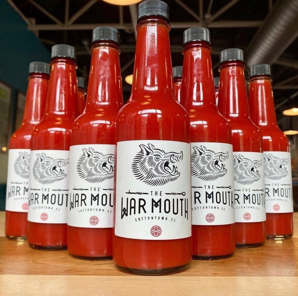 Image of WM Hot Sauce - 10oz