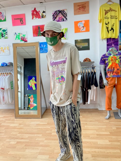 Image of CHAOS T-Shirt in Off-White