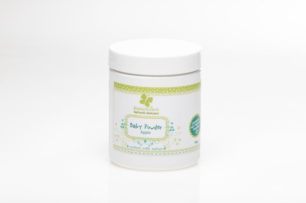 Image of Natural Baby Powder