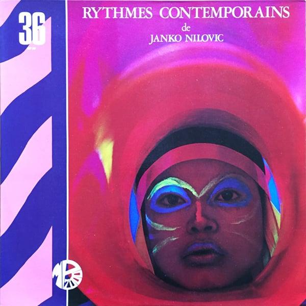 Janko Nilovic - Rythmes Contemporains (Montparnasse 2000 - 1974)
