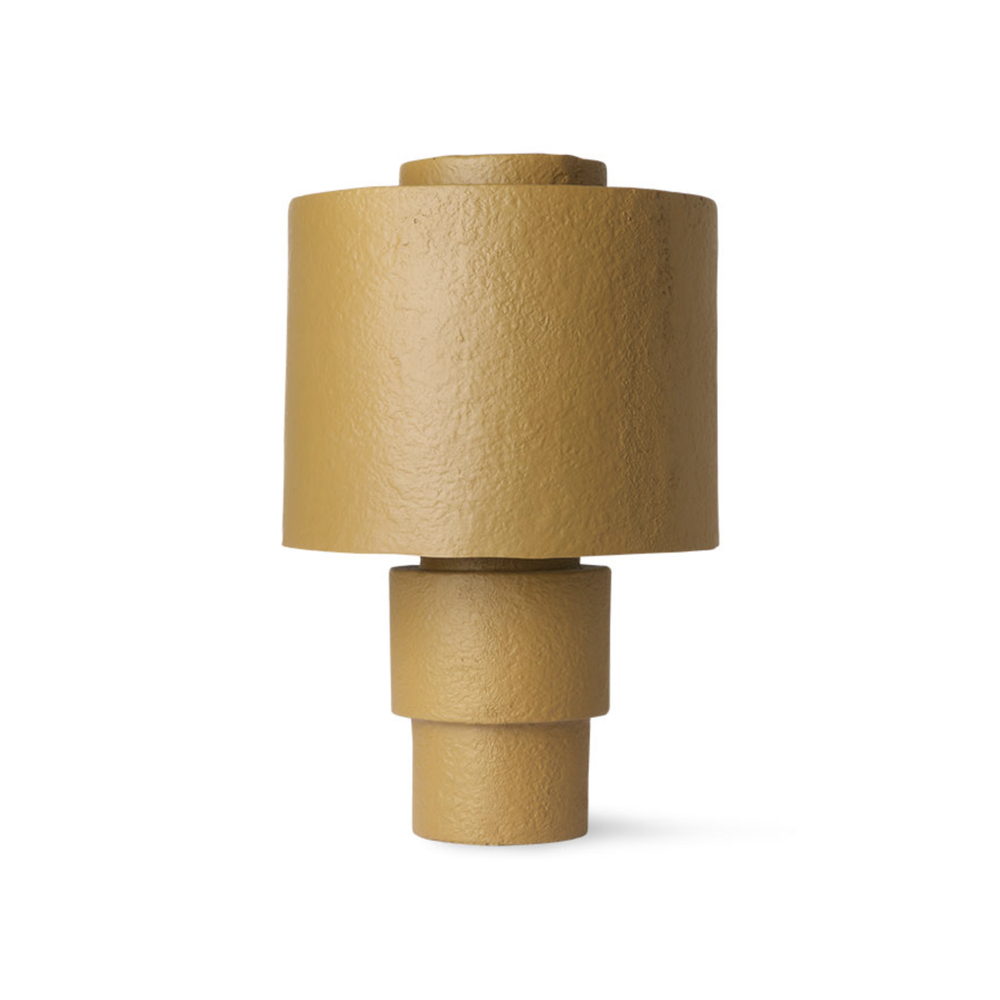 Image of Gesso mustard table lamp by HKliving