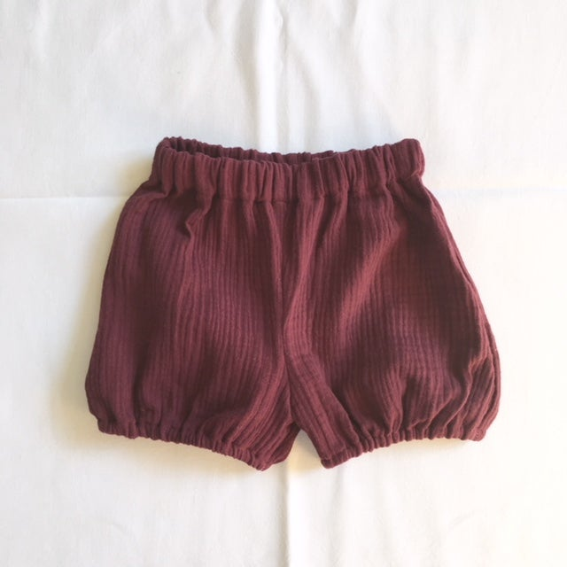Bloomers gauze- various colours
