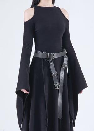 Image of  SAMPLE SALE - Multi Strap Leather  Belt