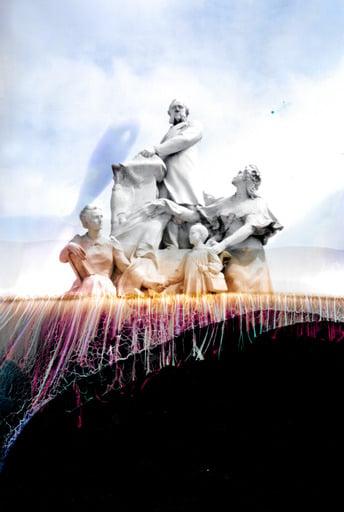 Image of LAYERS | STATUTS-STATUES, Jules Ferry #1 PHOTO d'ANNA KATHARINA SCHEIDEGGER