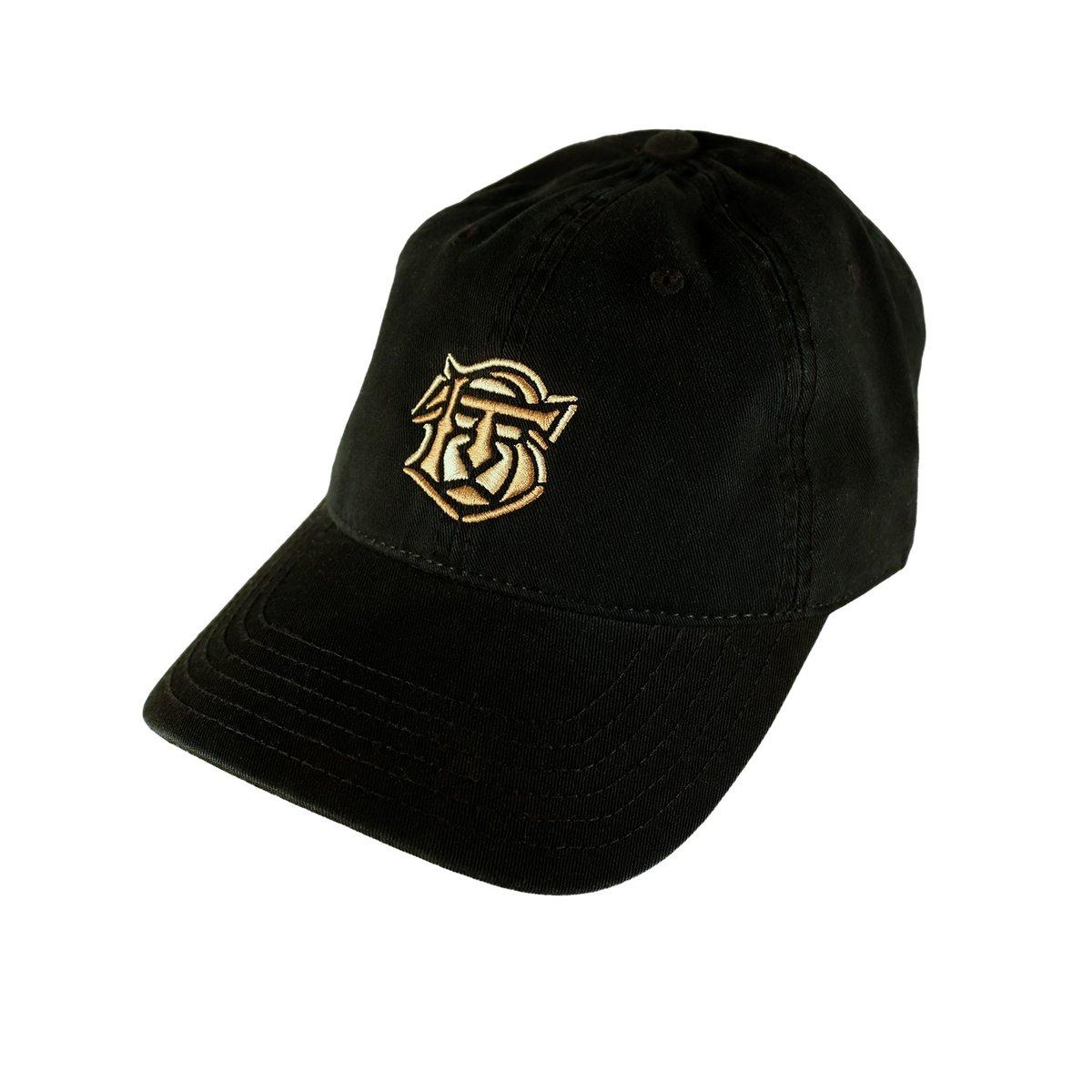 Image of All Black Dad Hat
