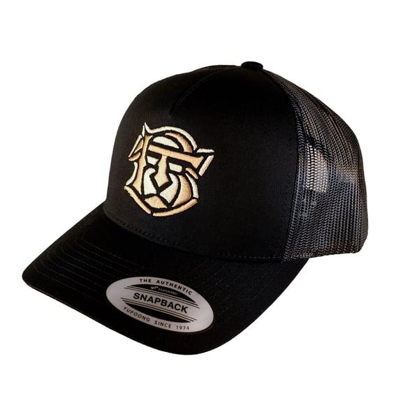 Image of All Black Trucker Hat